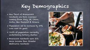 10. Brunswick Demographics
