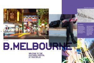 Melbourne CBD Living Style