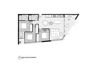 5. 3 Bedroom Floor Plan