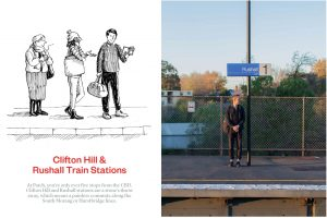 8. Clifton Hill & Rushall Train Stations