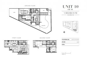 Unit 10 Floor Plan