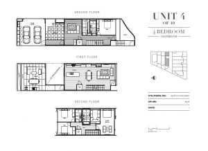 Unit 4 Floor Plan