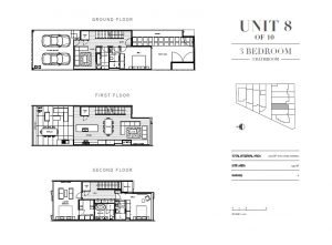 Unit 8 Floor Plan